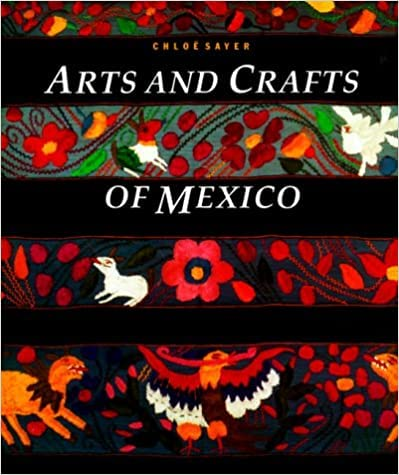 9780877017813: Arts and Crafts of Mexico