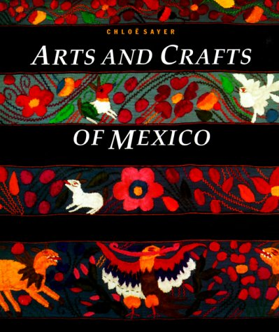 9780877017912: Arts and Crafts of Mexico