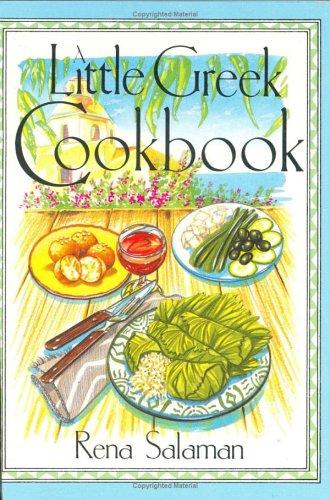9780877017950: A Little Greek Cookbook
