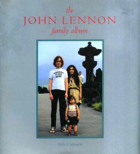 9780877018049: The John Lennon Family Album