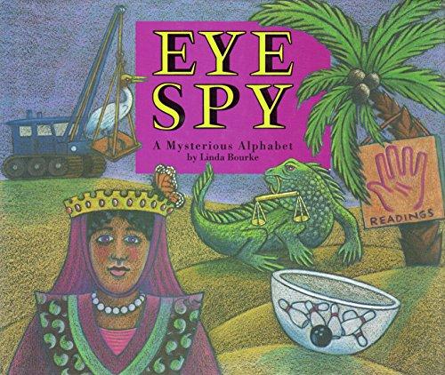 Eye Spy: Linda Bourke
