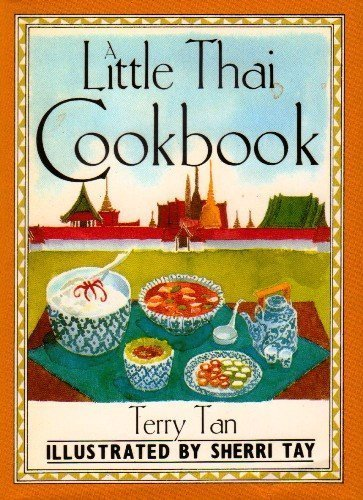 9780877018636: A Little Thai Cookbook