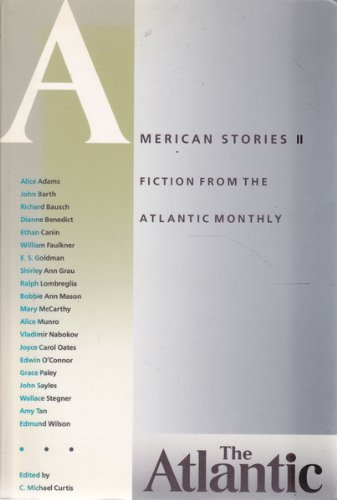 American Stories: Fiction from the