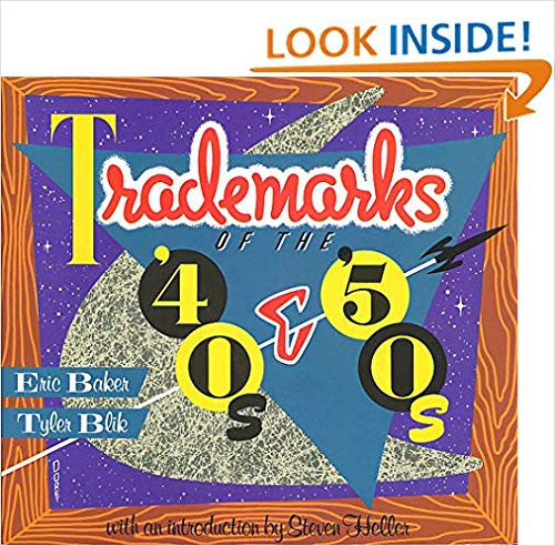 9780877019930: Trademarks of the 40's and 50's