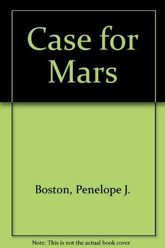 9780877031987: Case for Mars