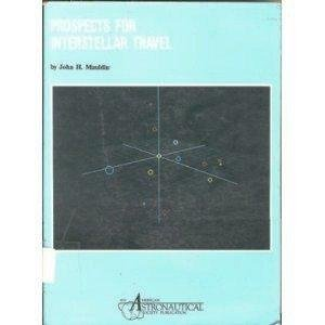 9780877033448: Prospects for Interstellar Travel (Science & Technology Series)
