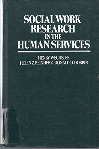 Social work research in the human services: Wechsler, Henry
