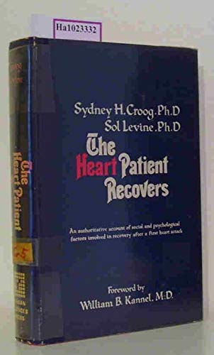 9780877052470: The Heart Patient Recovers: Social and Psychological Factors (Health services series)