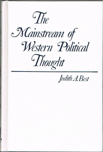 9780877052715: The Mainstream of Western Political Thought