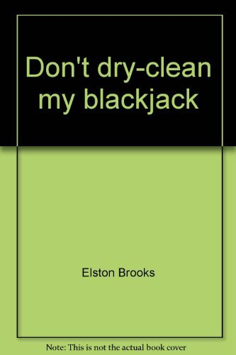 9780877061090: Don't dry-clean my blackjack