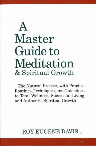 9780877072386: A Master Guide to Meditation
