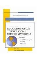 Educators Guide to Free Social Studies Materials 2010-2011: n/a