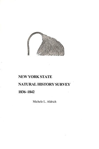 9780877104544: New York Natural History Survey, 1836-1842: A Chapter in the History of American Science (Special Publication / Paleontological Research Institution)