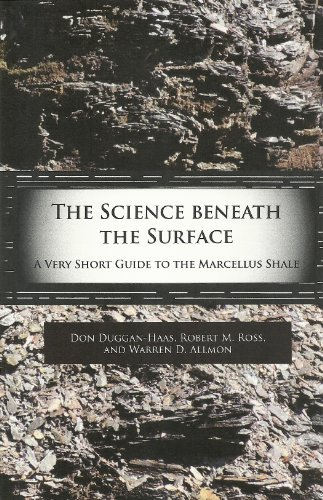 9780877105022: The Science Beneath the Surface: A Very Short Guide to the Marcellus Shale (PRI Special Publication no. 43)