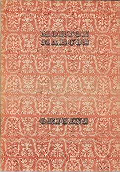 9780877110200: Origins