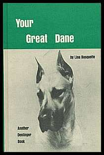 9780877140009: Your Great Dane (Your Dog Books)