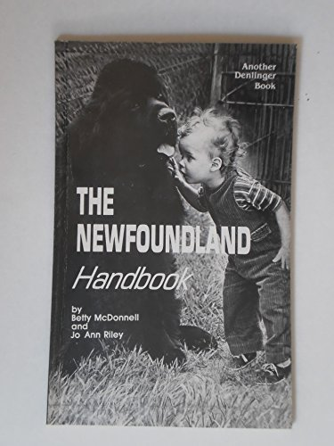 The Newfoundland Handbook: McDonnell, Betty