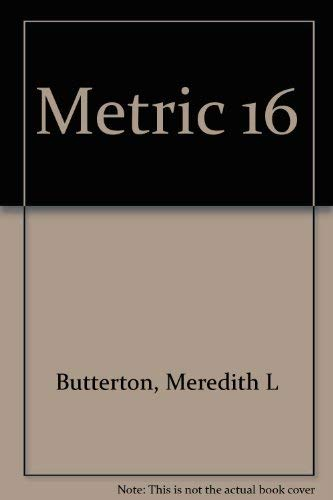 Metric 16-A Stirring Account of the Ordnance Soldier's Ingenuity and Support of the Famed ...