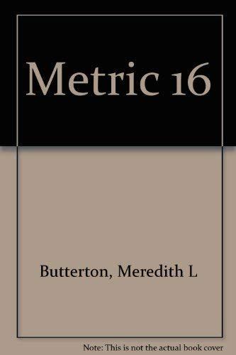 9780877160380: Metric 16