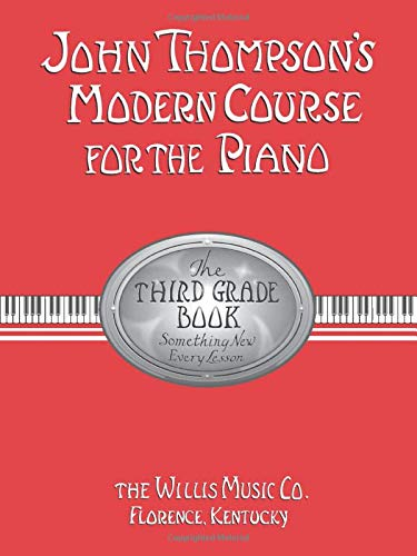 9780877180074: John Thompson's Modern Course for the Piano - Third Grade (Book Only): Third Grade