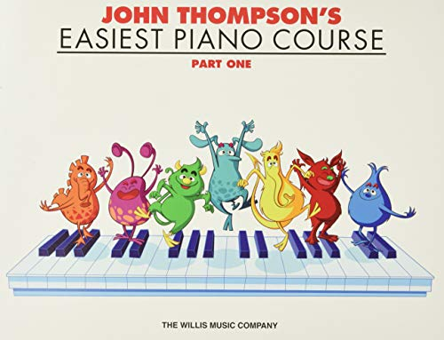 9780877180128: John Thompson's Easiest Piano Course: Part 1 - Book Only