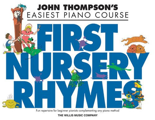 9780877180227: John Thompson's First Nursery Rhymes: Early to Mid-Elementary Level
