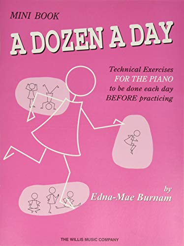 9780877180234: A Dozen a Day Mini Book (A Dozen a Day Series)