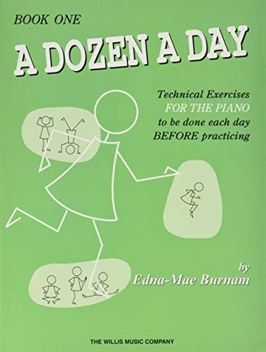 9780877180319: A Dozen a Day Book 1