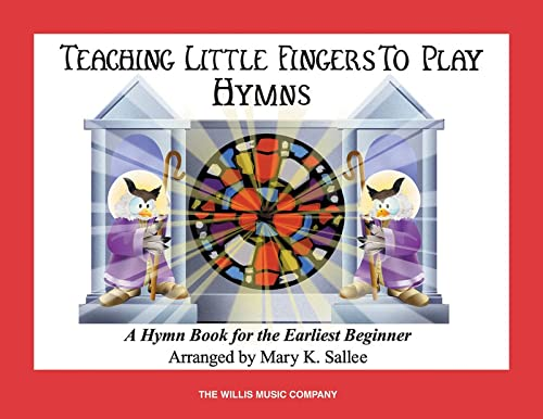 9780877180326: Hymns: Teaching Little Fingers to Play/Early Elementary Level