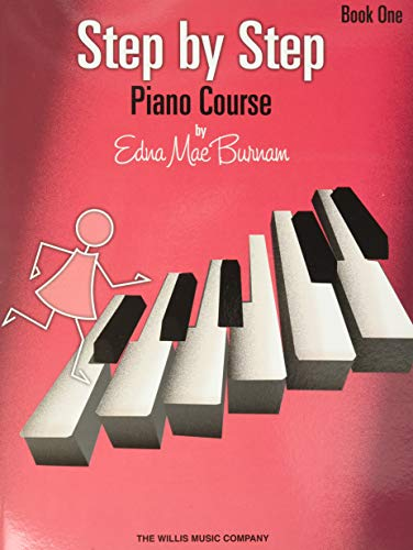 9780877180364: Step by Step Piano Course - Book 1 (Step by Step (Hal Leonard))