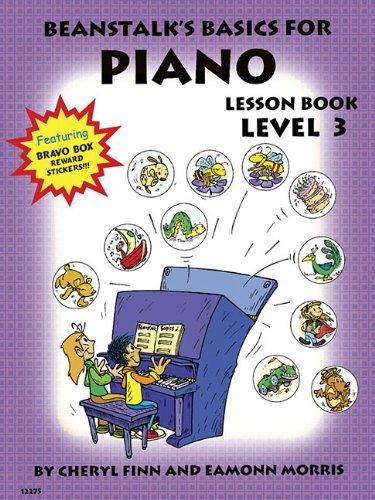 9780877180418: Beanstalk's Basics for Piano, Lesson Book (Level 3)