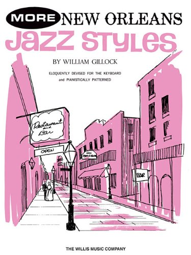 9780877180852: More New Orleans Jazz Styles: Mid-Intermediate Level