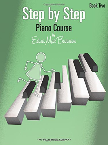 9780877181071: Step by Step Piano Course