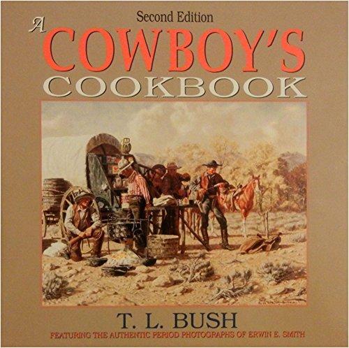 9780877192244: A Cowboy's Cookbook