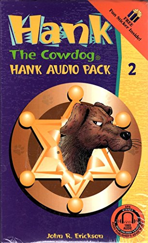 9780877192701: Hank the Cowdog: Hank Audio Pack #2 It's a Dog's Life / Murder in the Middle Pasture (Hank the Cowdog 3, 4)