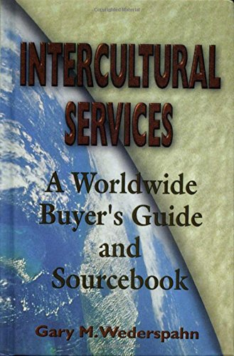 9780877193449: Intercultural Services: A Worldwide Buyer's Guide and Sourcebook (Managing Cultural Differences)