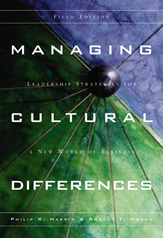 9780877193456: Managing Cultural Differences: leadership strategies for a new world of business