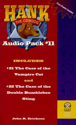 9780877193647: Hank the Cowdog Audio Pack: 11