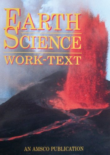 Earth Science Work-Text: Constantine Constant