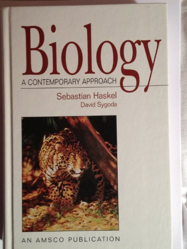 9780877200604: Biology: A Contemporary Approach