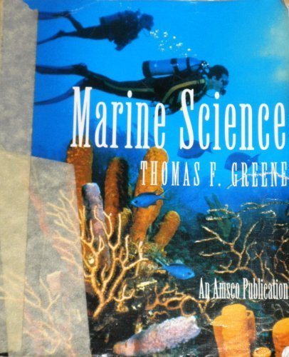 9780877200710: Marine Science (451P)