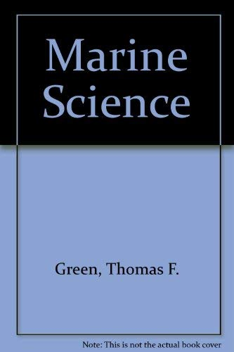 9780877200734: Marine Science