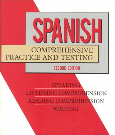 9780877201281: Spanish Comprehensive Practice and Testing