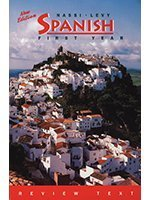9780877201427: Spanish First Year: Review Text (New Edition) (Spanish Edition)
