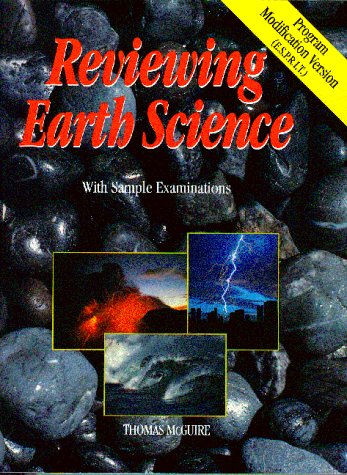 9780877201533: Reviewing Earth Science With Sample Examinations (R518P)