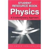 9780877201700: Physics: A Contemporary Approach
