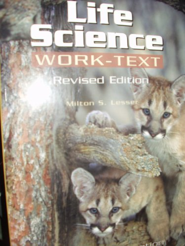 9780877201915: Life Science Work-Text: Revised Edition R 777