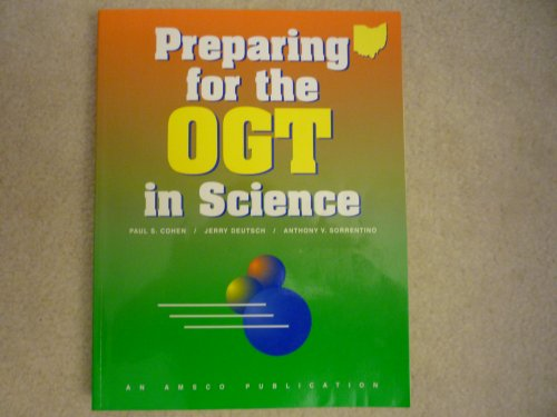 9780877201991: Preparing for the OGT in Science
