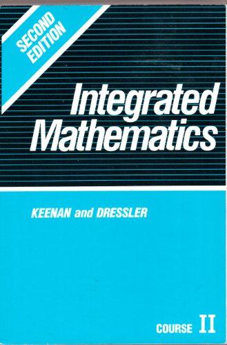 9780877202714: Integrated Mathematics: Course 2