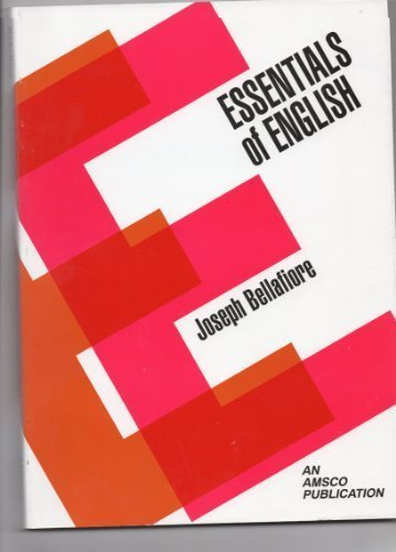 9780877204411: Essentials of English: With Answer Key